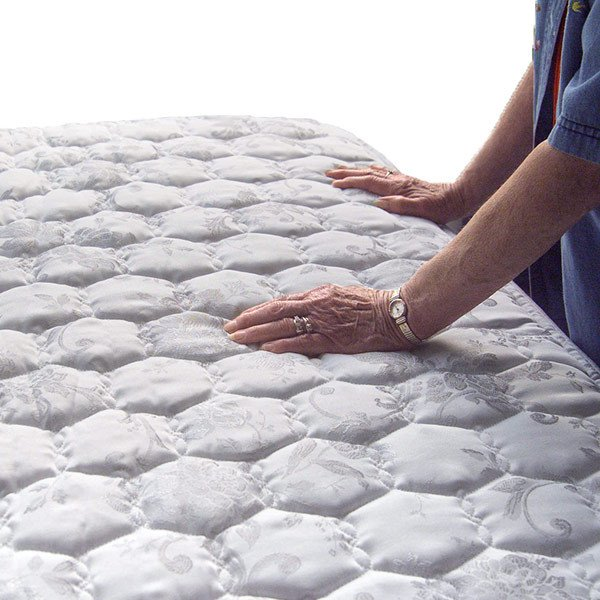 Visco Memory Foam Magnetic Mattress Pads Full Size Image #2
