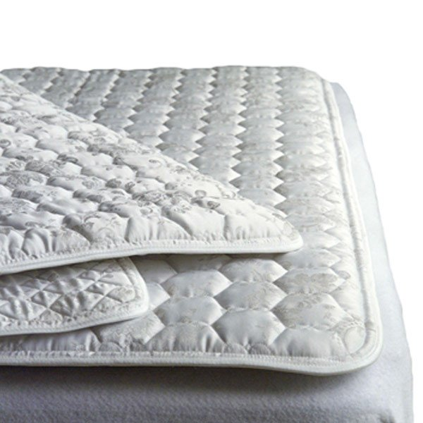 Visco Memory Foam Magnetic Mattress Pads Full Size Image #1
