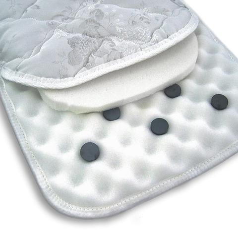 Visco Memory Foam Magnetic Mattress Pads Full Size Image #3