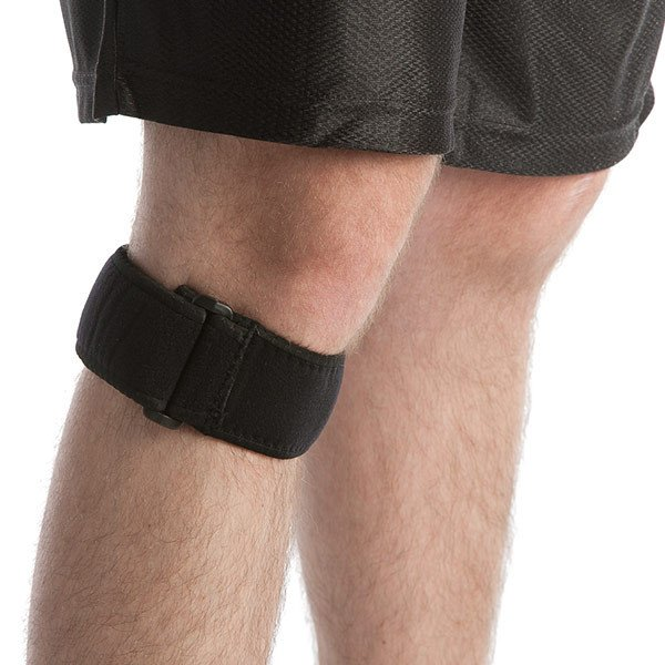 Magnetic Tendonitis Leg Band Full Size Image #1