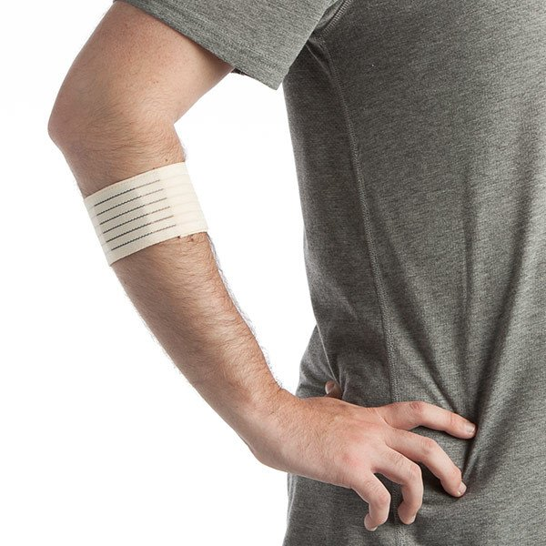 Magnetic Tendonitis Arm Wrap Full Size Image #1