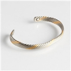 Magnetic Cuff Bracelet - Sailor Brushed (598M) Thumbnail #1