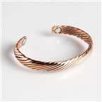 Magnetic Cuff Bracelet - Copper Sailor (745L) Thumbnail #1